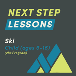 2-Hour Child Snowboard Next Step Lesson