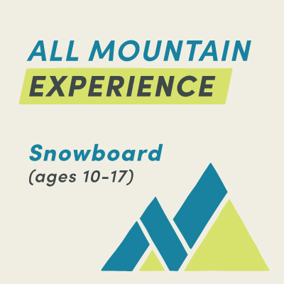 All Mountain Experience - Snowboard