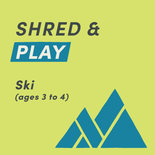 Shred n Play - Ski