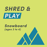 Shred & Play - Snowboard