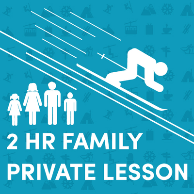 2 Hour Family Private Lesson